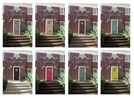 paint colors for front doors pictures inspiration best 25 colored