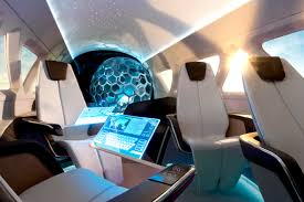award winning life project inspires eco friendly aircraft cabin design
