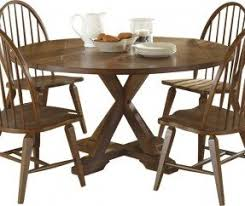 Drop Leaf Patio Table Round Dining Table For 6 With Leaf Foter