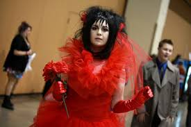 Lydia Deetz Costume 101 More Halloween Costumes For Women Clever Girls Edition