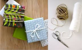 gift box wrapping gift box wreath made everyday