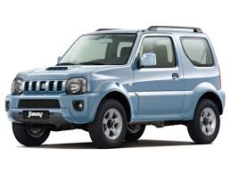 jimny sierra car picker blue suzuki jimny