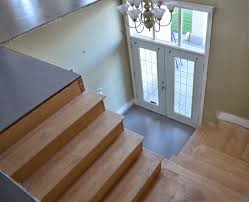 Laminate Flooring On Wood Subfloor Mode Concrete Ante Up Any Space With Contemporary Concrete Floors