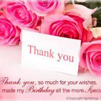 thank you messages for birthday gift ideas thank you note for
