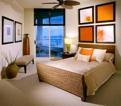 Decorating With Large Vases Decorating With Tall Vases Bedroom Contemporary With Orange
