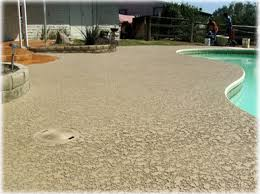 staining cool decking pool decking concrete coatings
