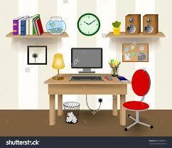 computer desk decor popular home design marvelous decorating under