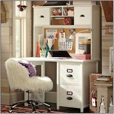 White Wood Desk White Wooden Desk Chair With Cushion Desk Home Design Ideas