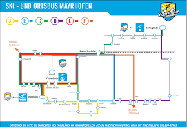 Bus Route Map Travel To Mayrhofen Mayrhofen Flights Transfers Car Rentals