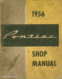pontiac repair manuals repair manuals online
