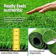 20 sqm synthetic turf artificial green grass plant lawn flooring