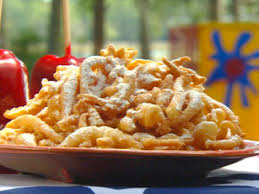 funnel cakes recipe paula deen food network
