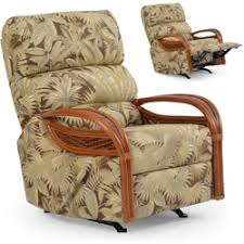 recliners indoor wicker rocking chairs