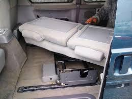 Bongo Tailgate Awning Bongo Swivelling Bench Seat Northstar Conversions Rv Info Fun
