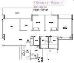 The Amery Floor Plan Treasure Crest Official Singaporeexecutivecondo Com Hotline 97898186