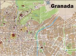 San Sebastian Spain Map by Map Of Granada Spain Imsa Kolese