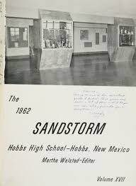 hobbs high school yearbook explore 1962 hobbs high school yearbook hobbs nm classmates