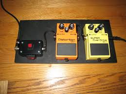 simple pedalboard 7 steps