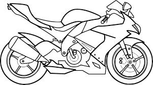 coloriage course moto cross Archives  Dessintech