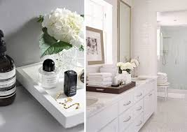excellent brilliant vanity trays for bathroom dazzling bathroom