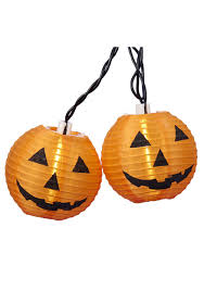 halloween pumpkin light pumpkin lantern light set
