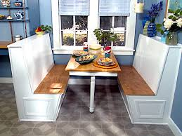 Kitchen Booth Designs Dining Booth Table Diy