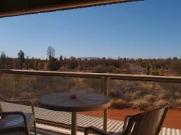 Desert Gardens Hotel Ayers Rock View From Our Balcony Picture Of Desert Gardens Hotel Ayers