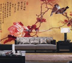 buy chinese painting wall mural from trusted chinese painting wall large size wall decals sticker plum blossom painting chinese wall murals