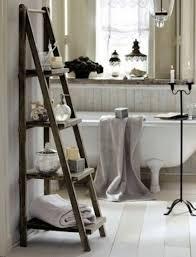 Bathroom Ladder Shelves 30 Ladder Shelf Exles