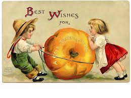 my free wallpapers artistic wallpaper thanksgiving vintage