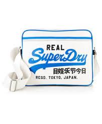 alumni bag new unisex superdry mashed up alumni bag optic ebay