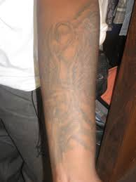 black and grey tattoos on dark skin tattoo fantastic