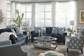 ashley living room sets lavernia navy living room set from ashley coleman furniture