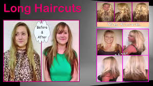 hairstyle makeovers before and after makeovers before and after hairstyles new haircut hair color color