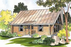 Log Cabin Plans by Lodge Style House Plans Clarkridge 30 267 Associated Designs