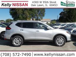 nissan rogue ground clearance 2017 nissan rogue for sale near orland park il kelly nissan