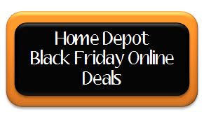 black friday for home depot home depot black friday deals 2012 tools appliances decorations