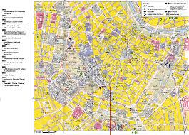 Map Austria Vienna Tourist Map Vienna Austria U2022 Mappery