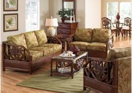 Rattan Living Room Furniture Bamboo Living Room Furniture Get Rattan Dining Room Sets Small
