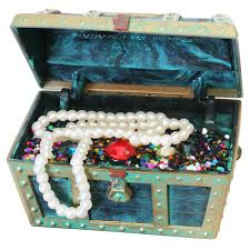 air treasure chest aerating ornament