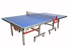 sporting goods ping pong table amazon com garlando pro indoor outdoor table tennis table blue