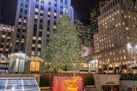 rockefeller center holiday tree lighting with private viewing 2017