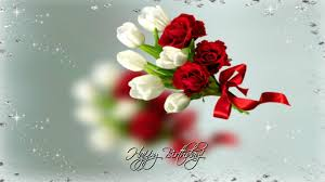 photo collection happy birthday roses wallpaper