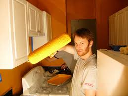 Painting The Kitchen How To Paint Your Kitchen The Amateur Gourmet