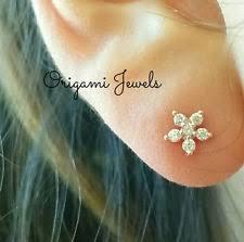 cool cartilage earrings cartilage earring ebay
