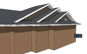 False Dormer Softplan Home Design Software Roof