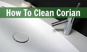 corian sink how to clean corian home ec 101
