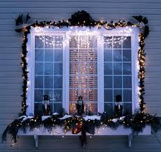 christmas window decorations outdoor christmas window decorations ideas home intuitive