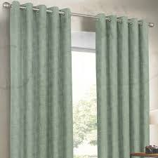 Teal Eyelet Blackout Curtains Aston Teal Ready Made Eyelet Curtains Harry Corry Limited
