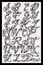25 best tattoo letters images on pinterest tattoo alphabet